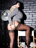 Lucy Zara was on a film shoot this week